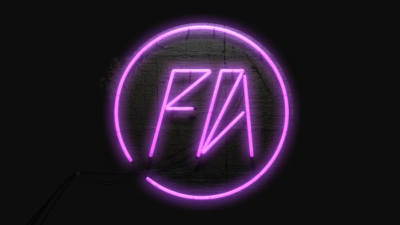 Fa Logo Solo Black