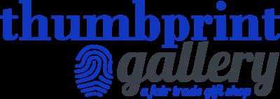 Thumbprint Gallery White