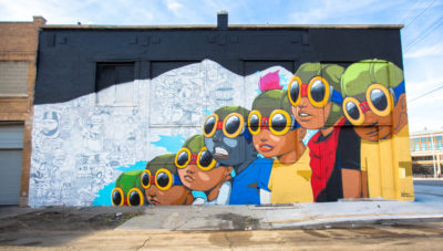Hebru Brantley 1X Run The Pharmacy Co Mitm 432