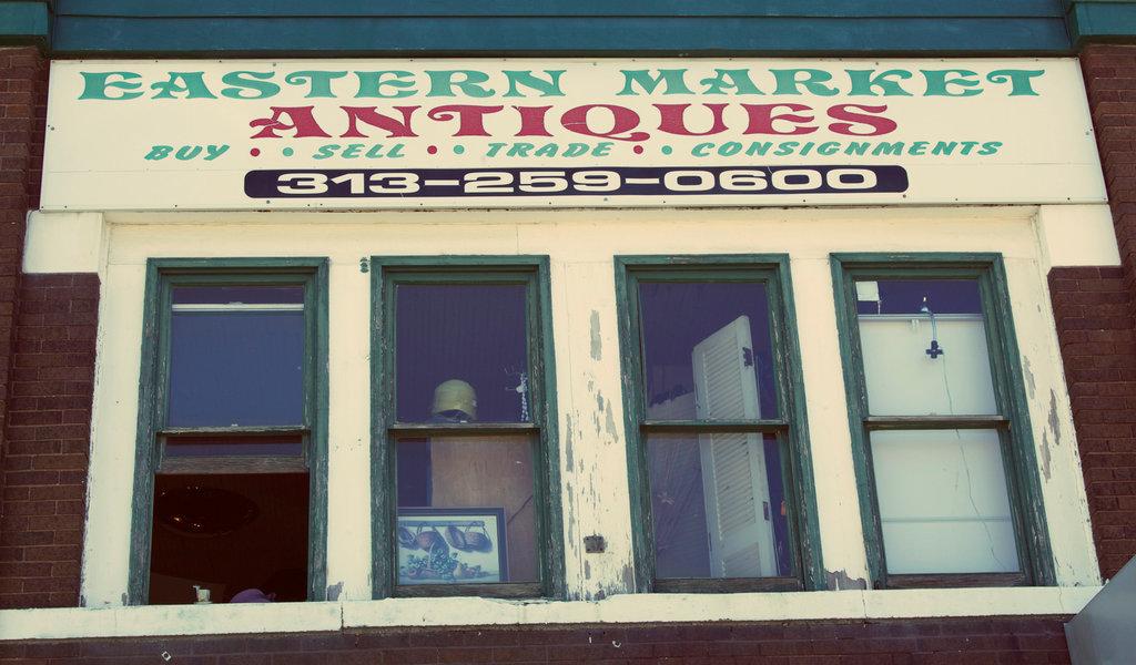 Eastern Market Antiques | Eastern Market